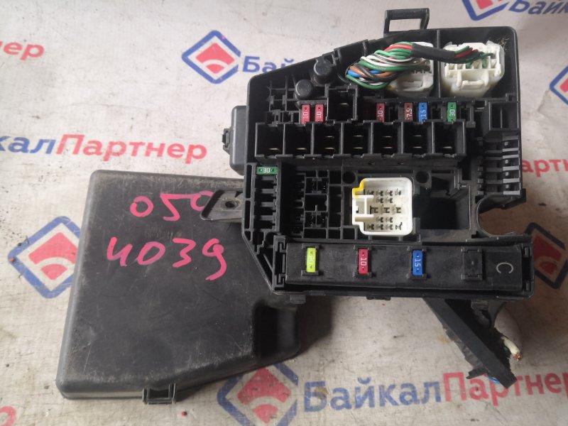 Блок предохранителей Toyota Belta KSP92 1KR-FE 2005 4039