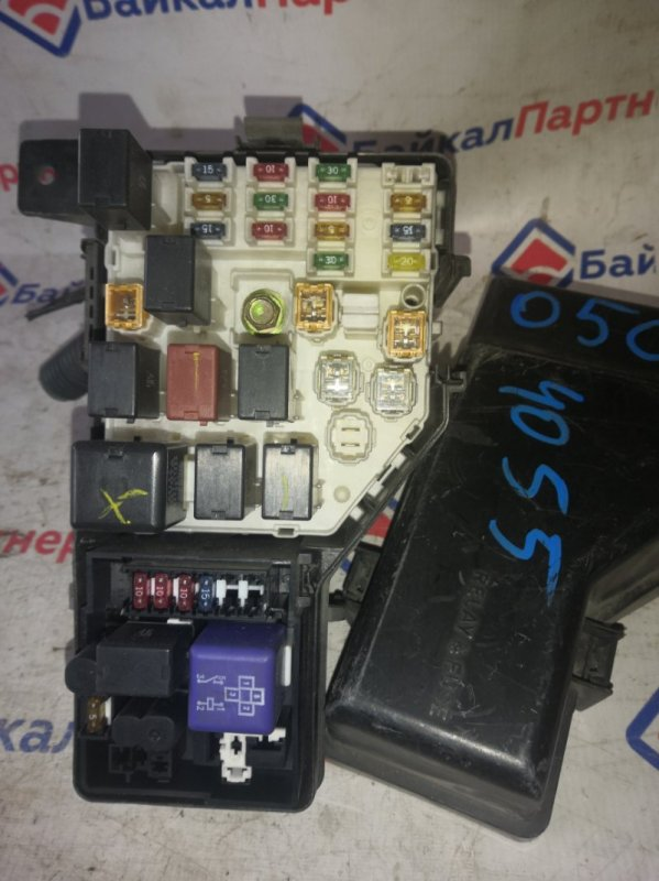 Блок предохранителей Toyota Rav4 ACA21W 1AZ-FSE 2002 4055