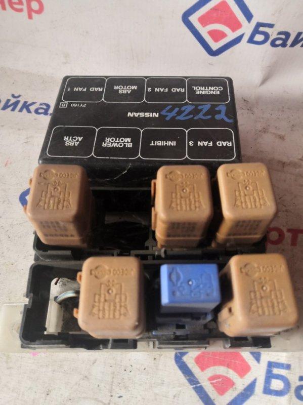Блок предохранителей Nissan Cefiro A33 1999 4222