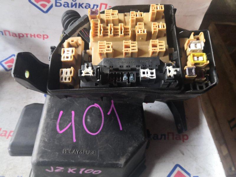 Блок предохранителей Toyota Mark Ii JZX110 1JZ-FSE 2001 401