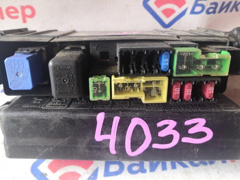 Блок предохранителей Nissan Wingroad JY12 MR18DE 2007 4033