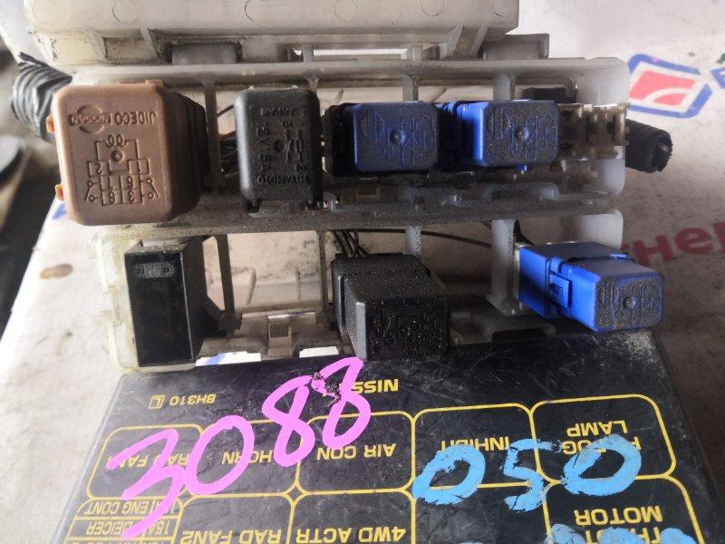 Блок предохранителей Nissan X-Trail NT30 QR20DE 3088