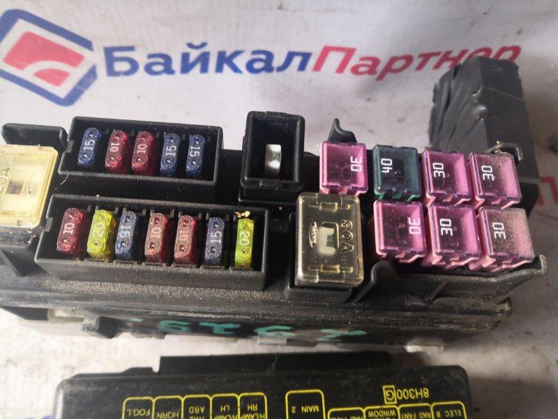 Блок предохранителей Nissan X-Trail NT30 QR20DE 2003 2929