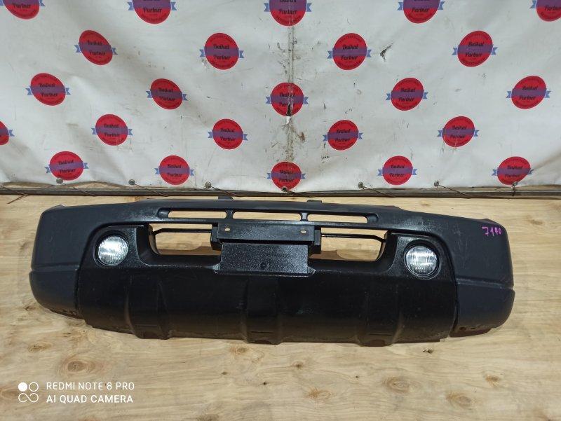 Бампер Suzuki Jimny JB23W K6A передний 7140
