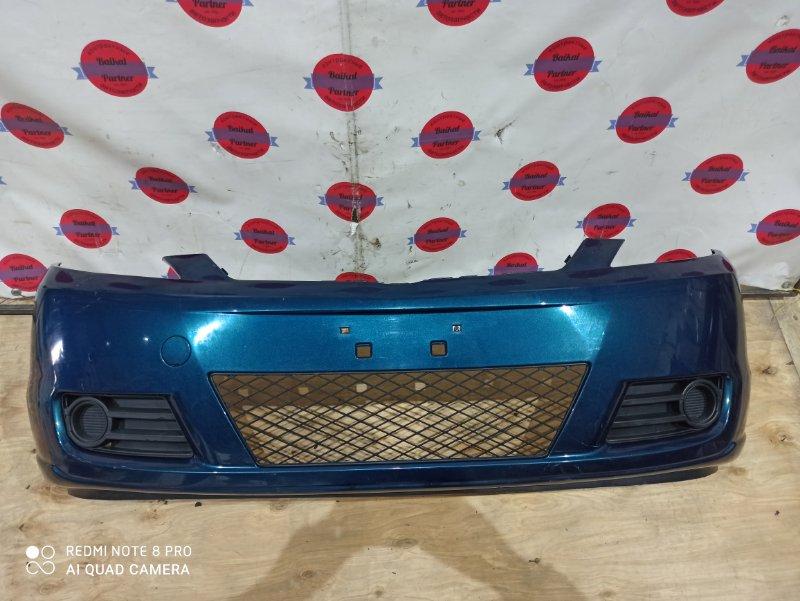 Бампер Mazda Premacy CREW LF-DE 2005 передний 6949