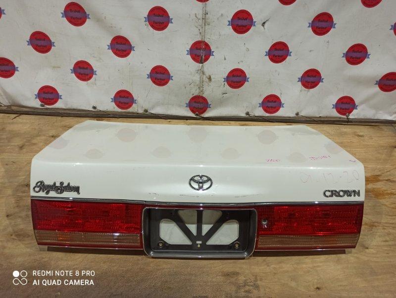 Крышка багажника Toyota Crown JZS151 1JZ-GE 1999 7100