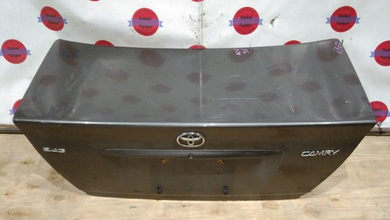 Крышка багажника Toyota Camry ACV30 2AZ-FE 2001 6917