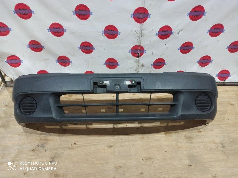 Бампер Nissan Ad VEY11 QG15DE передний 6910