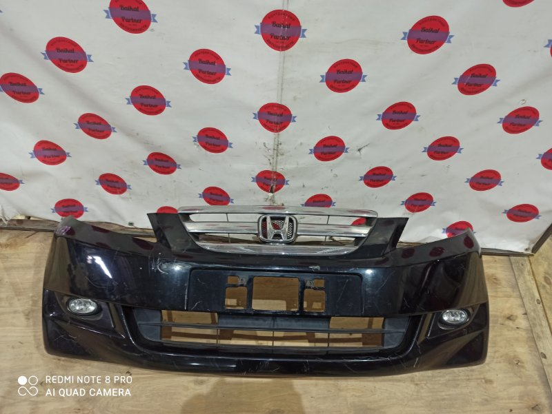 Бампер Honda Edix BE4 K20A передний