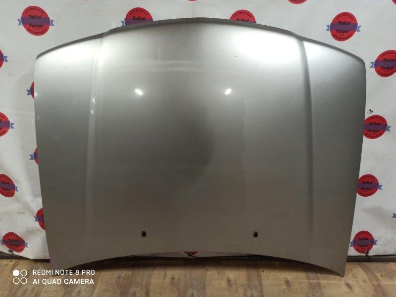 Капот Nissan Sunny FB15 QG15DE 2003 6971