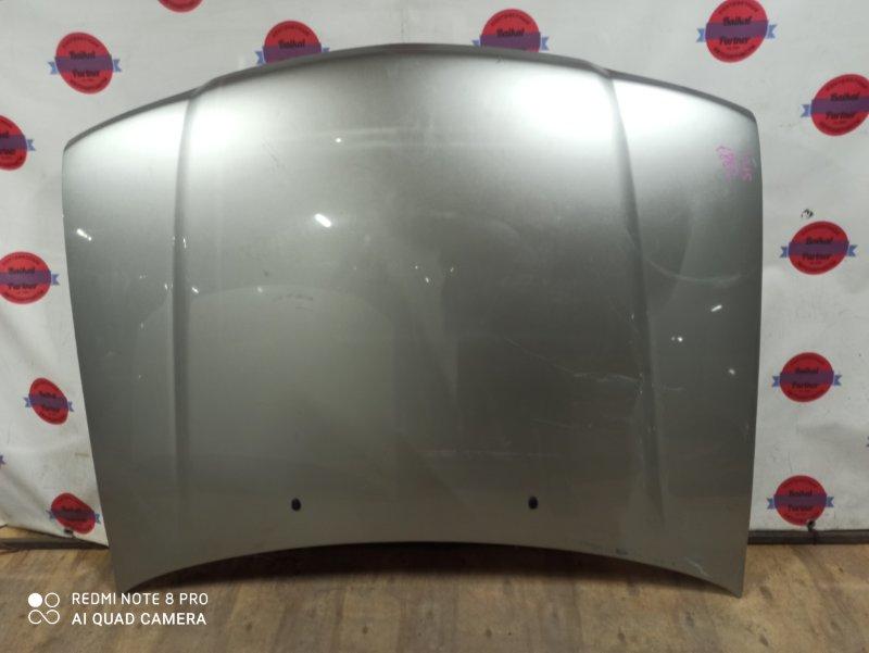 Капот Nissan Sunny FB15 QG15DE 2002 6882