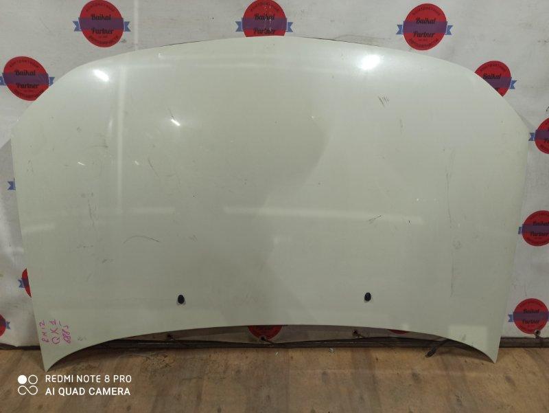 Капот Nissan Liberty RM12 QR20DE 2003 6885