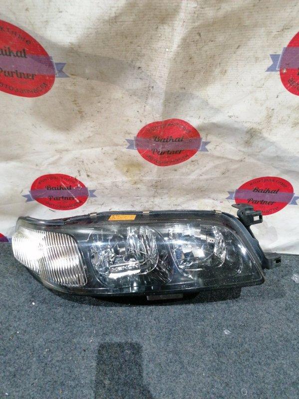 Фара Nissan Avenir RNW11 QR20DE 2003 передняя правая 15-91