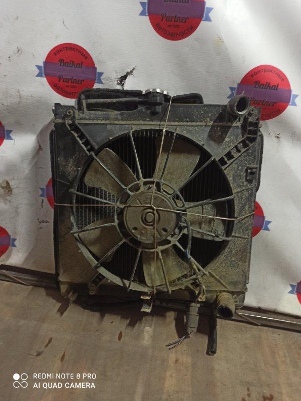 Радиатор двс Suzuki Jimny JB23W K6A 7140