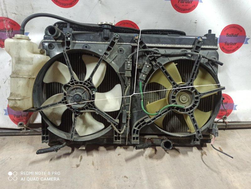 Радиатор двс Honda Fit Aria GD6 L13A 7138