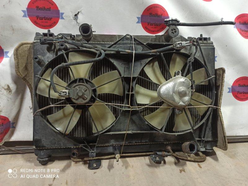 Радиатор двс Toyota Camry ACV30 2AZ-FE 2001 6917
