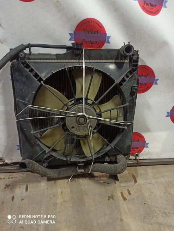 Радиатор двс Suzuki Jimny JB23W K6A 7145
