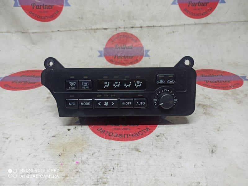 Климат-контроль Toyota Nadia SXN10 3S-FE 1998 6853
