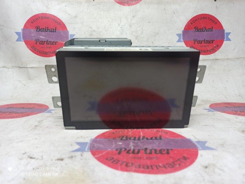 Монитор Nissan X-Trail NT30 QR20DE 2002 6932
