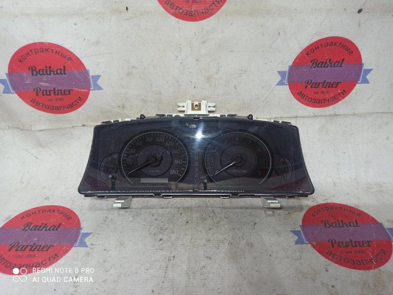 Комбинация приборов Toyota Corolla Runx ZZE122 1ZZ-FE 2005 7171