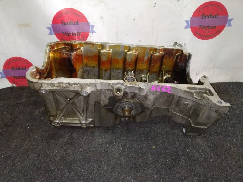Поддон Honda Fit GD1 L13A 2001 6862