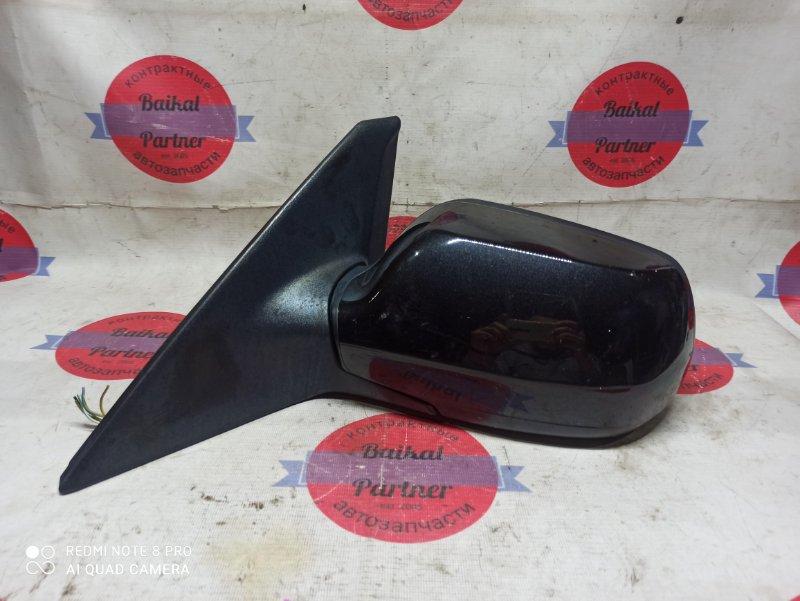 Зеркало Mazda Axela BK5P ZY-VE левое 6871
