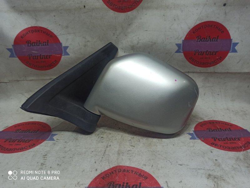 Зеркало Mitsubishi Pajero Io H77W 4G94 левое 7173