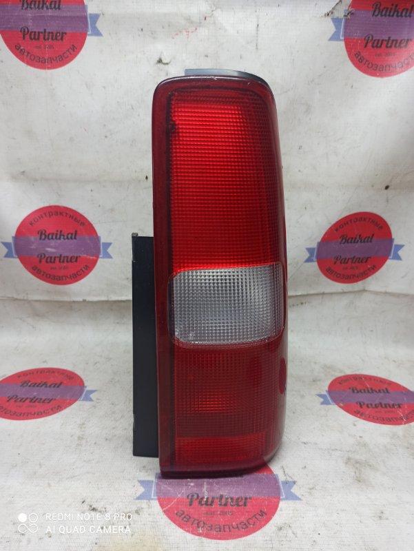 Стоп Suzuki Jimny JB43W M13A правый 132-32091