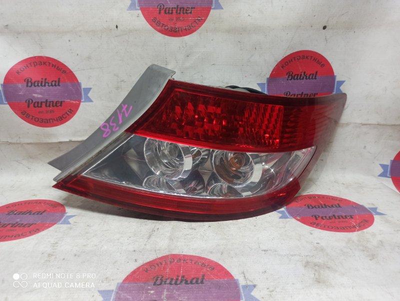 Стоп Honda Fit Aria GD6 задний правый P30-23