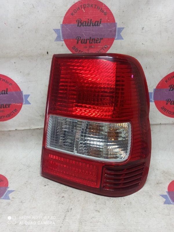 Стоп Mitsubishi Pajero Io H77W правый 1146-330