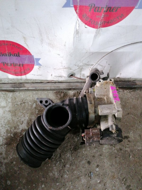 Заслонка дроссельная Nissan Sunny FB15 QG15DE 6989