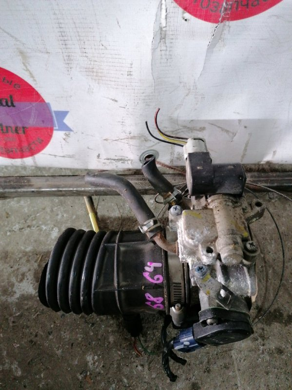 Заслонка дроссельная Honda Odyssey RB1 K24A 2006 6864