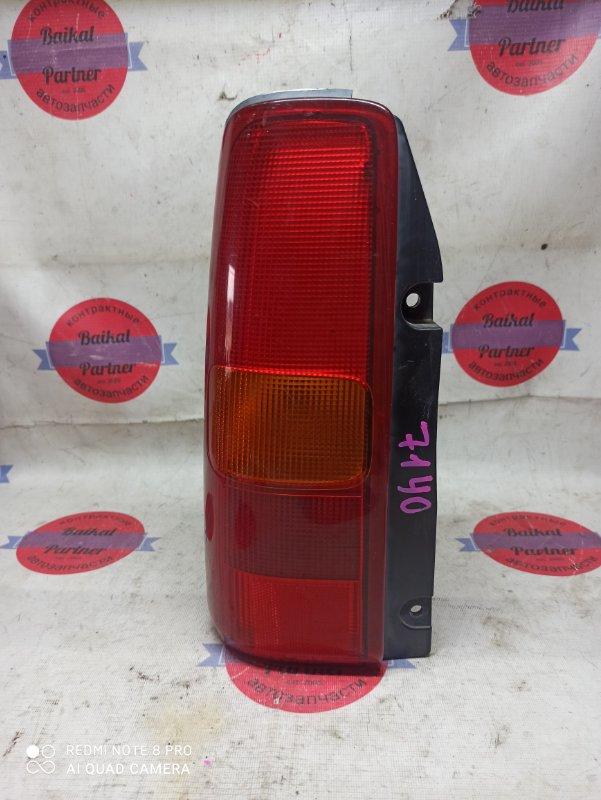 Стоп Suzuki Jimny JB23W K6A левый 220-32081