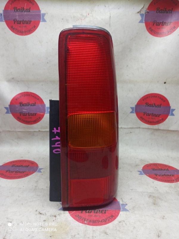 Стоп Suzuki Jimny JB23W K6A правый 220-32081