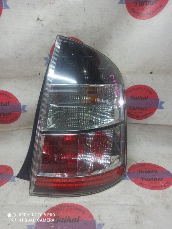 Стоп Toyota Prius NHW20 1NZ-FXE правый 47-14