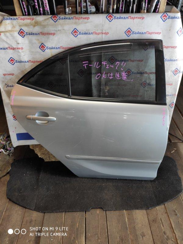 Дверь Toyota Allion ZZT245 1ZZ-FE задняя правая