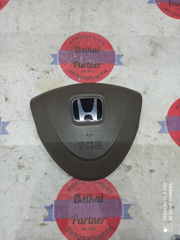 Airbag на руль Honda Fit Aria GD6 7138