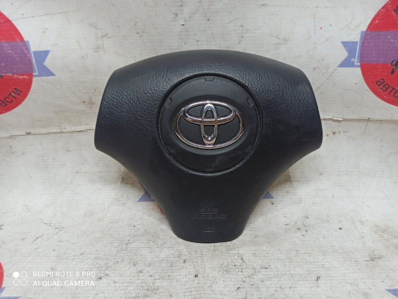 Airbag на руль Toyota Corolla Runx ZZE122 1ZZ-FE 2005 7171