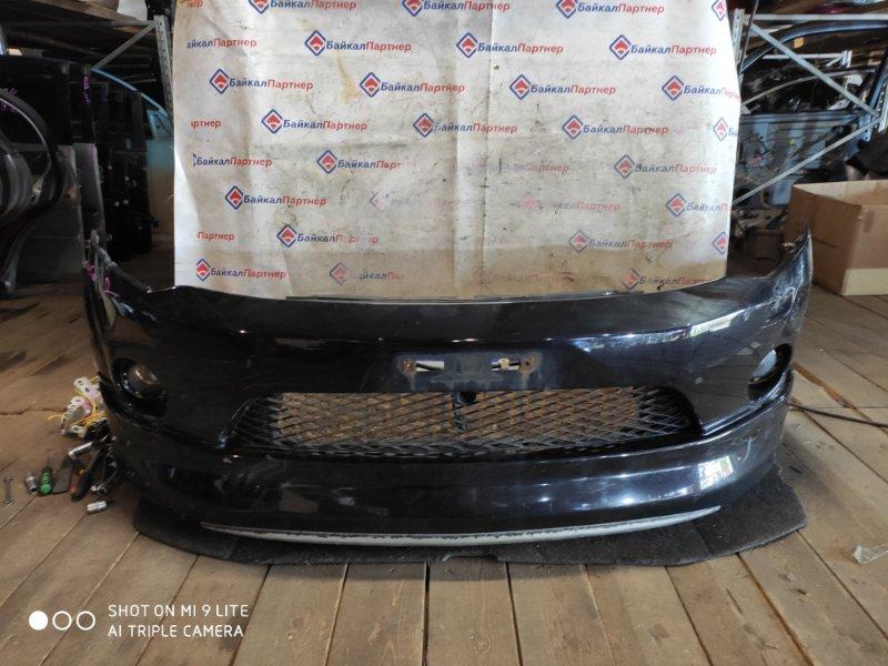 Бампер Mitsubishi Outlander CW5W передний