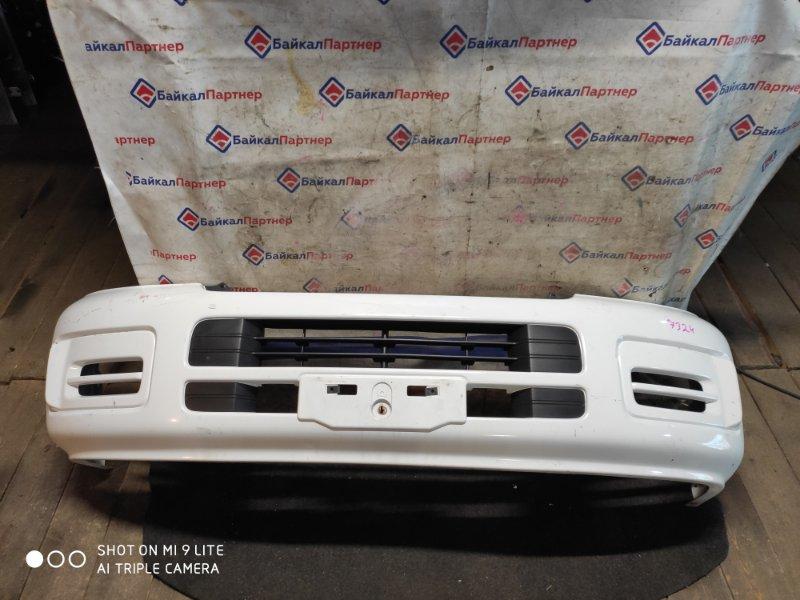 Бампер Nissan Caravan VWME25 ZD30DD передний