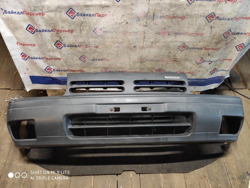 Бампер Nissan Ad WFNY10 GA15DE 1997 передний