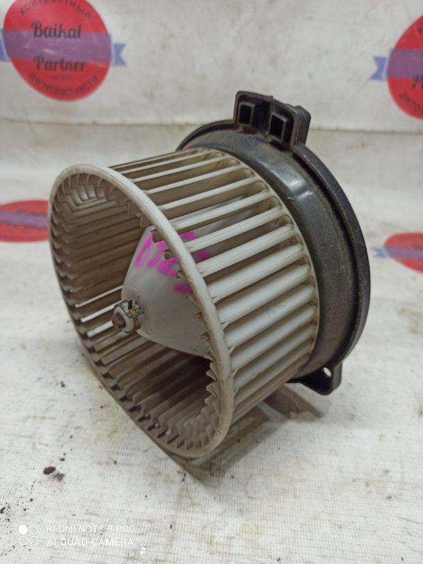 Мотор печки Toyota Sprinter Carib AE115G 7A-FE 1996 6923