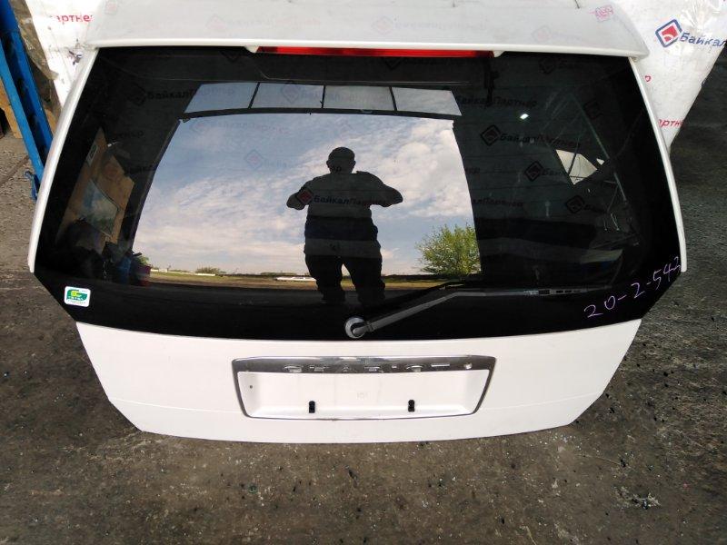 Дверь 5-я Mitsubishi Chariot Grandis N94W задняя