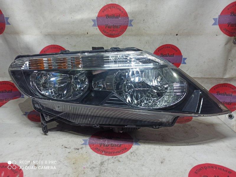 Фара Honda Airwave GJ2 L15A 2007 правая 100-22592
