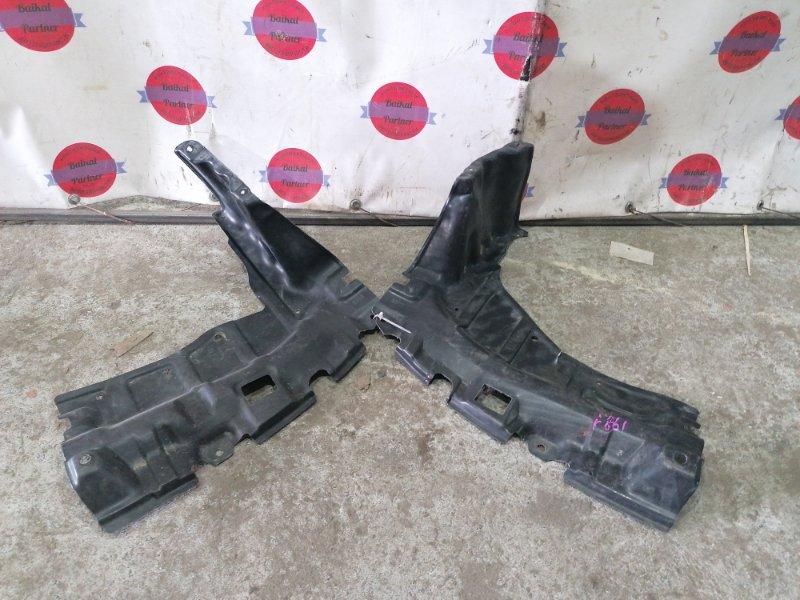 Защита двс пластик Toyota Platz NCP12 1NZ-FE 2000 6861