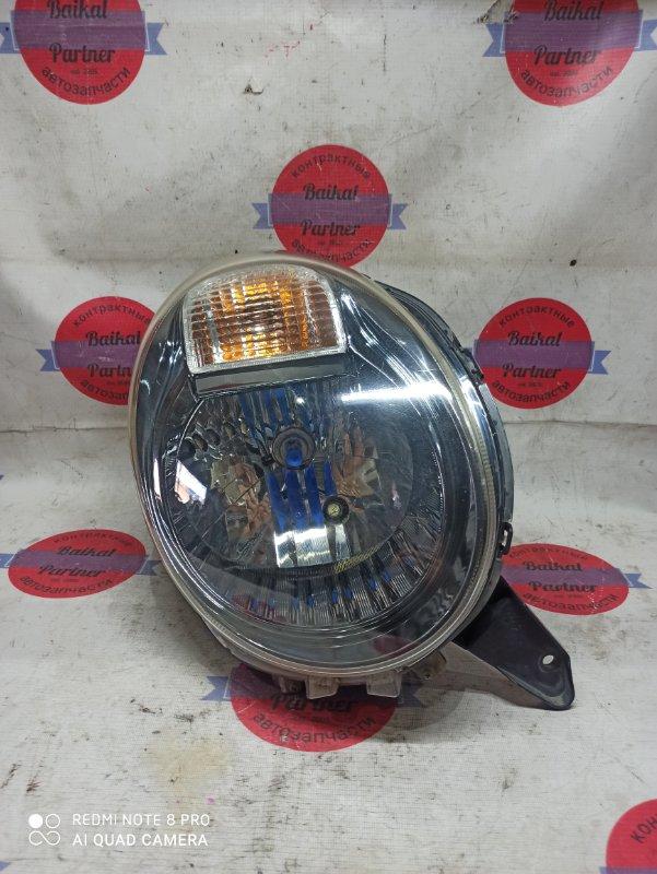 Фара Suzuki Mr Wagon MF22S K6A 01.2006 передняя правая 55-40
