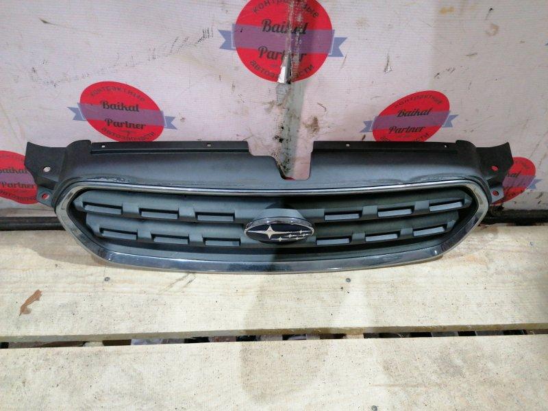 Решетка радиатора Subaru Outback BP9 EJ25 6937