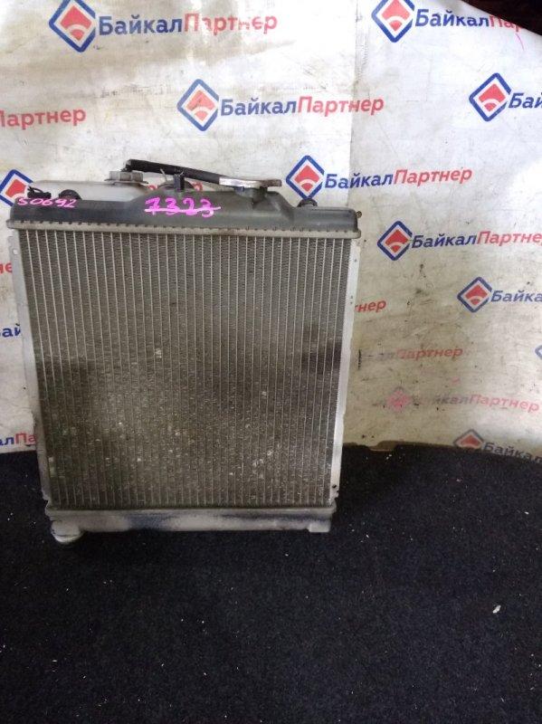 Радиатор двс Honda Capa GA6 D15B