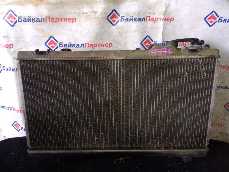 Радиатор двс Toyota Raum EXZ10 5E-FE