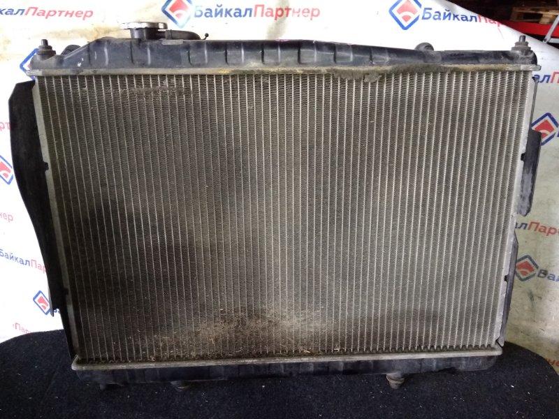 Радиатор двс Nissan Cima FHY33 VQ30DET
